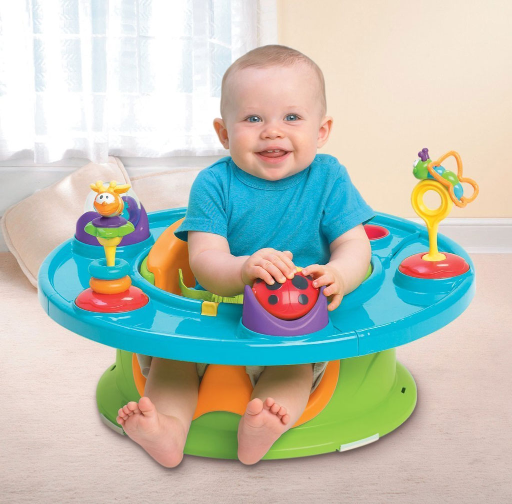 Summer Infant 3Stage Super Seat Blue Amazoncouk Baby