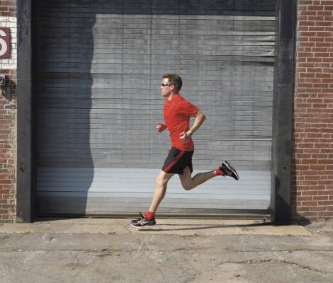 Ironman Run X20