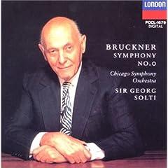 ブルックナー:交響曲0番