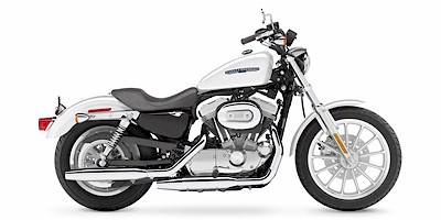 2006 Harley Davidson XL883L Sportster 883 Low:Main Image