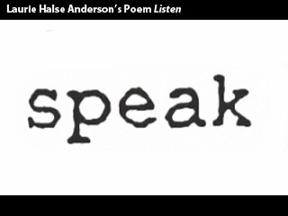 Speak: 10th Anniversary Edition: Laurie Halse Anderson