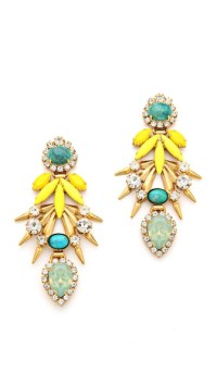 Elizabeth Cole Strieker Earrings