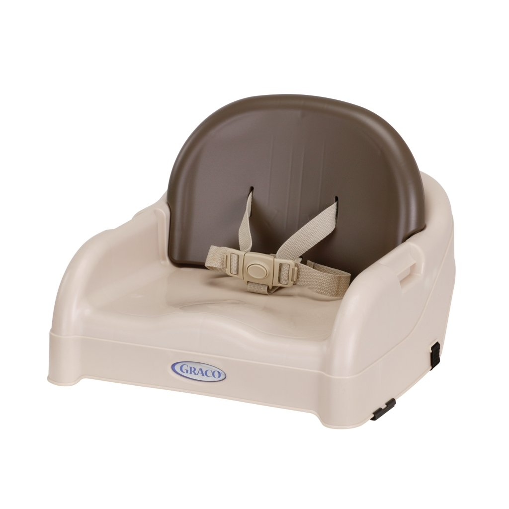 Amazoncom  Graco Blossom Booster Seat BrownTan  Chair