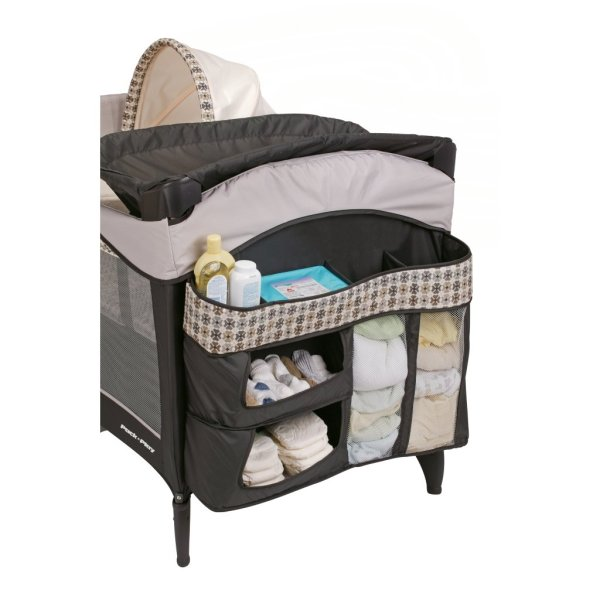 Graco Pack ' Play With Newborn Napper Elite Vance Playards Baby