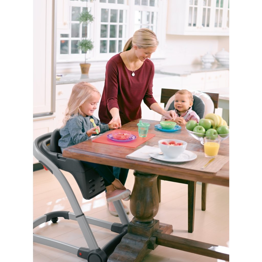 graco 4 in one high chair instructions emperor palpatine amazon blossom 1 seating system vance