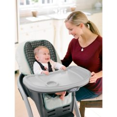 Attachable High Chair Queen Anne Amazon Graco Blossom 4 In 1 Seating System Vance