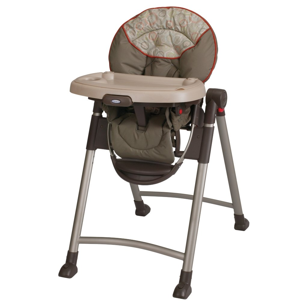 Amazoncom  Graco Contempo Highchair Forecaster  High