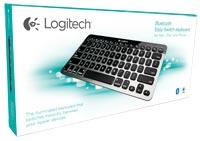Logitech Bluetooth Easy-Switch Keyboard for Mac, iPad, iPhone