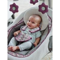 Amazon.com : Graco DuetConnect LX Swing + Bouncer, Finley ...