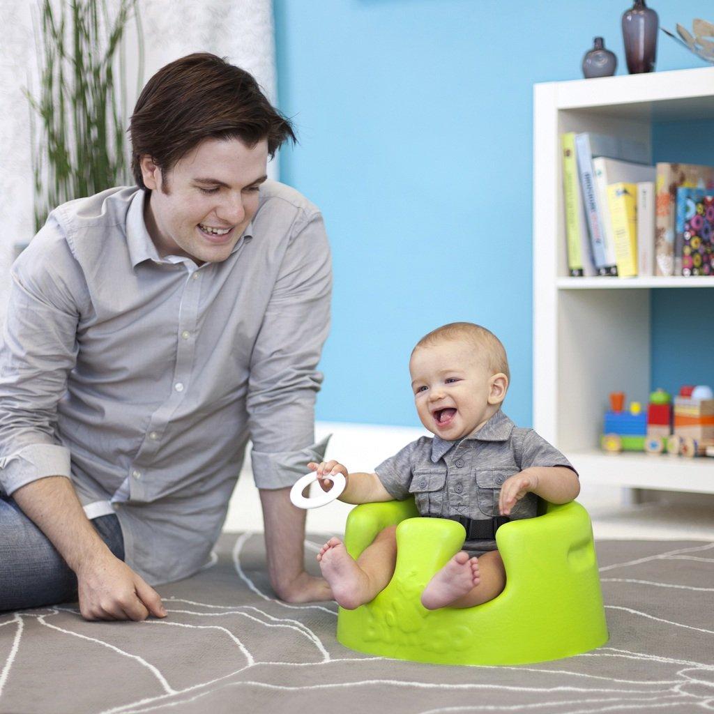 Amazoncom  Bumbo Floor Seat Blue  Infant Sitting