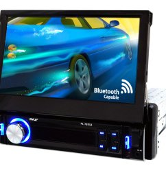 pl78dlb 7 touch screen lcd with am fm stereo view larger [ 1000 x 810 Pixel ]