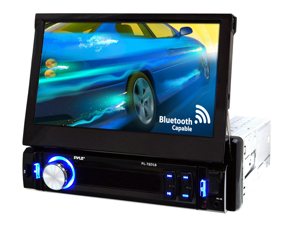 hight resolution of pl78dlb 7 touch screen lcd with am fm stereo view larger