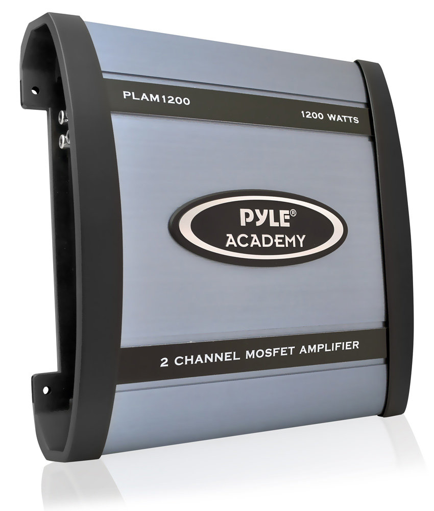 Pyle Plmr440pa Marine And Waterproof Vehicle Amplifiers On The