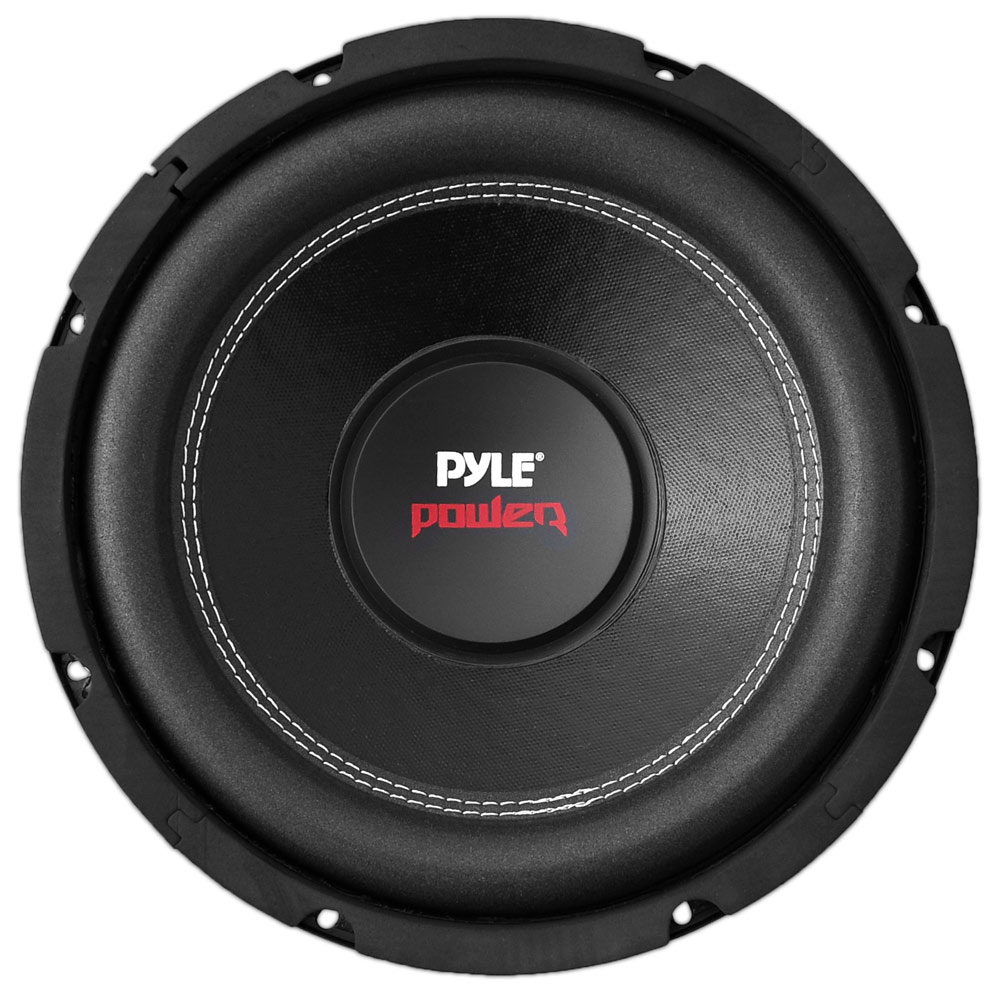 hight resolution of 10 inch dual voice coil subwoofer