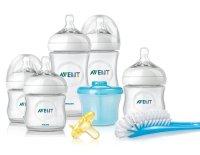 Philips Avent BPA Free Natural Infant Starter Baby Feedin ...