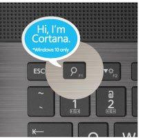 Hi, I'm Cortana. *Windows 10 only