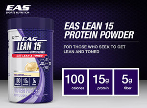 EAS Lean 15 Protein Powder