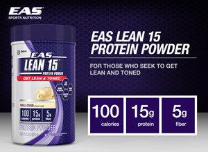 EAS Lean 15 Protein Powder