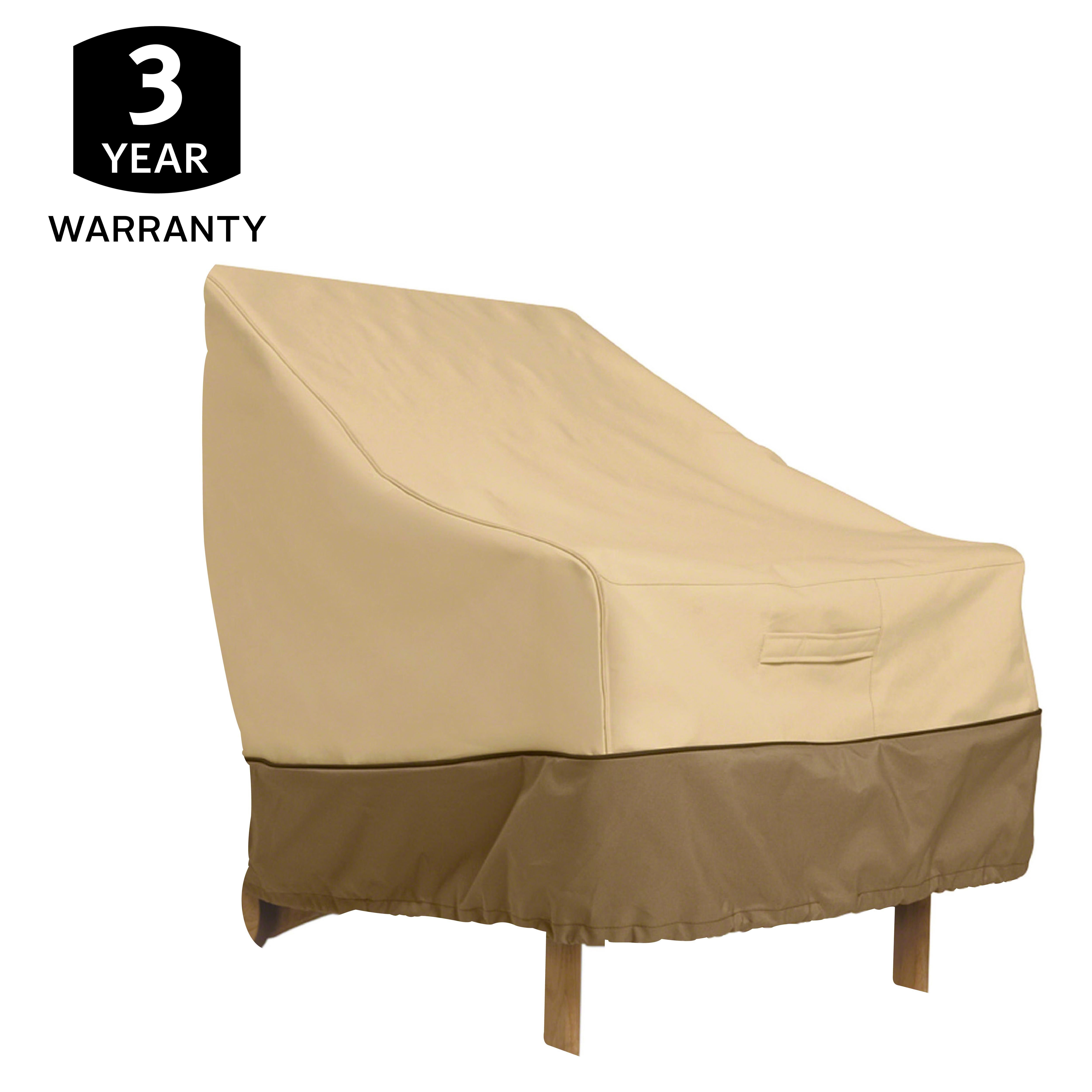 Amazoncom  Classic Accessories Veranda Patio Lounge
