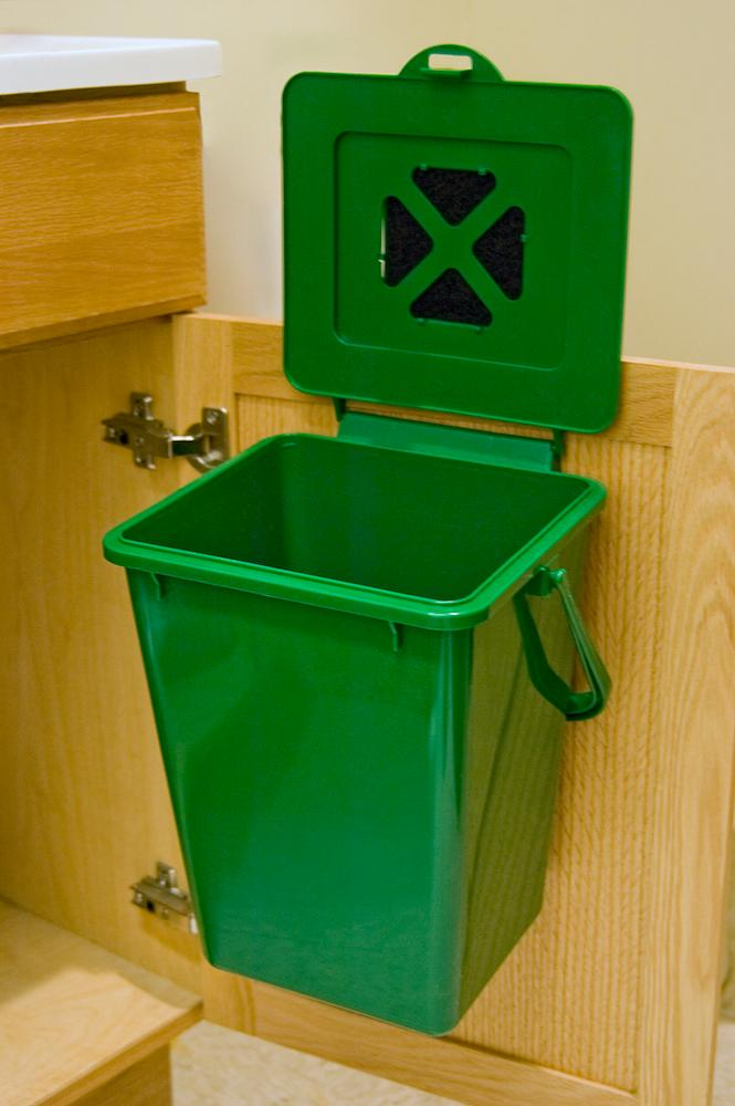 30 gallon kitchen trash can the best way to clean cabinets amazon.com : exaco eco-2000 2.4 compost ...
