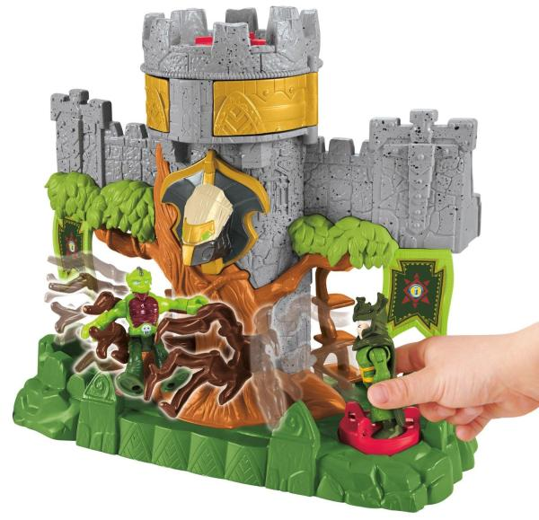 Imaginext Woodland Castle Toys