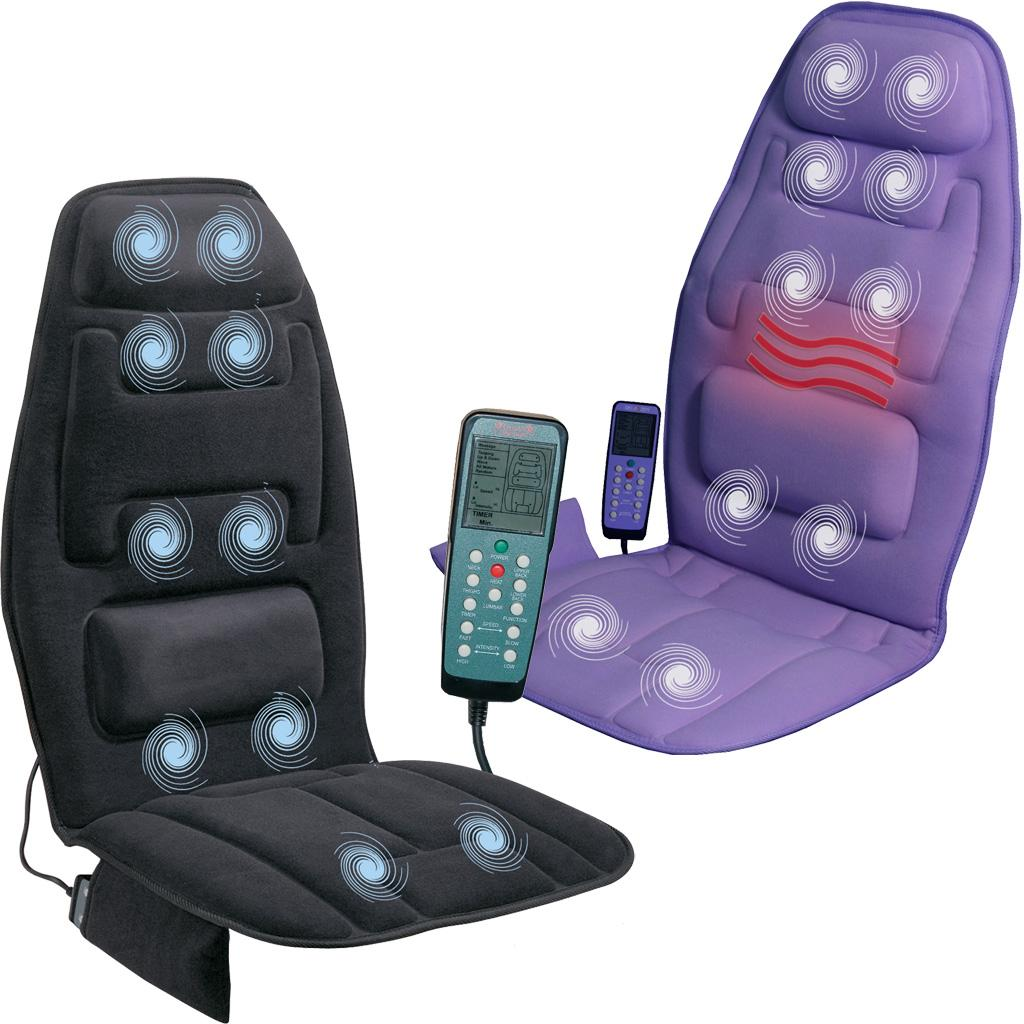 Massage Chair For Car Back Massage Cushion Chair Seat Neck Car Heated Heater