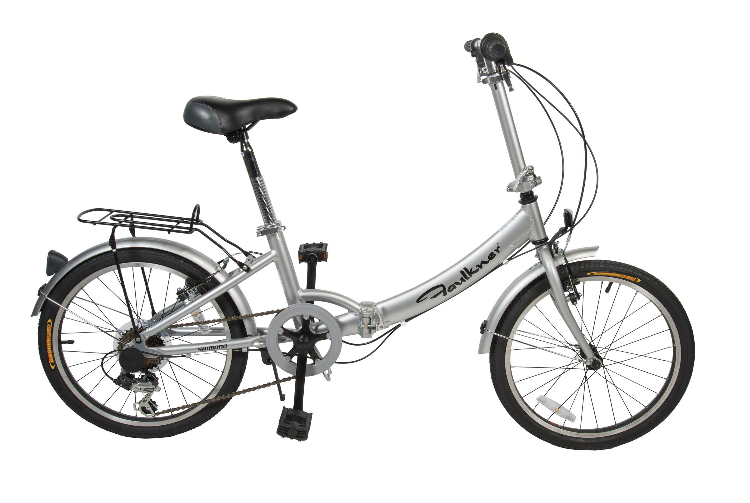 Amazon Faulkner Wl A 6 Speed Folding Pedal Bike