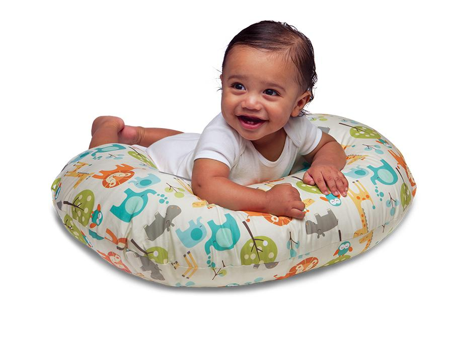 Amazoncom  Boppy Pillow with Slipcover Park Hill