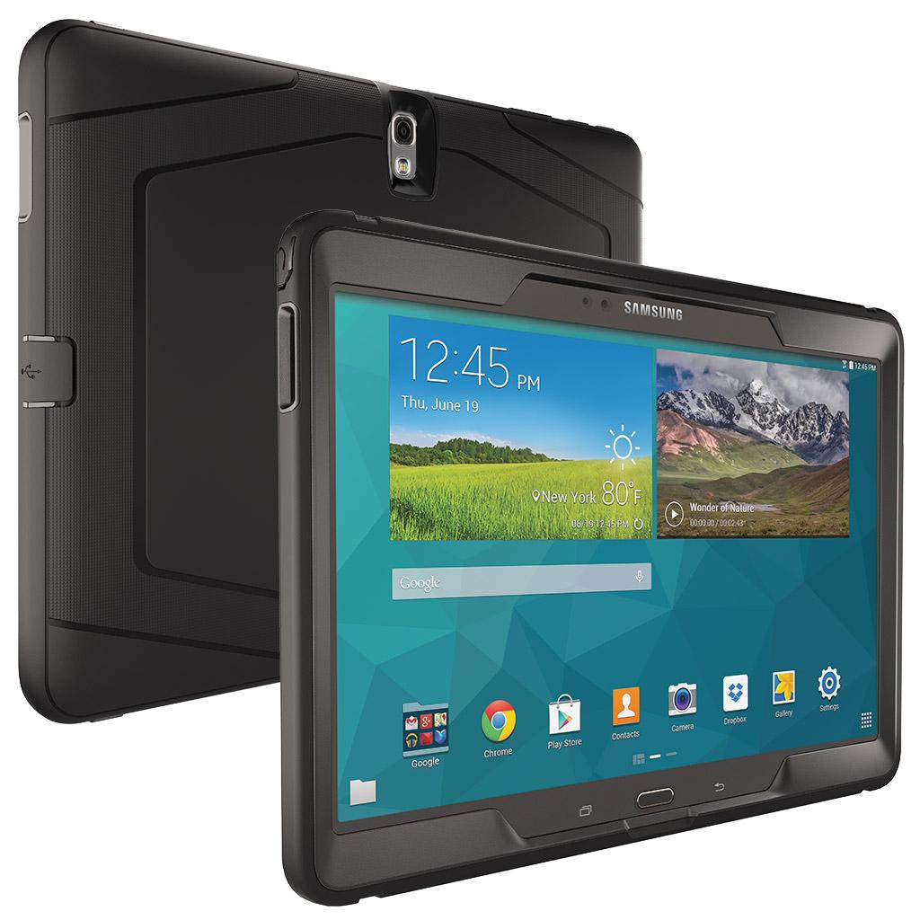 Samsung Galaxy Tab with an Otterbox