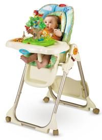 Amazon.com : Fisher-Price Rainforest Healthy Care High ...