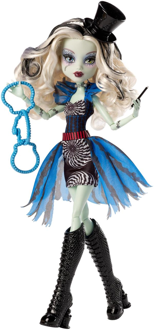 Monster High Freak Du Chic Frankie Stein Doll Toys & Games