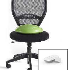Balance Posture Chair Canvas Folding Amazon Lumo Lift 43 Gaiam Disc Kit Sports