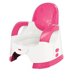 Fisher Price Chair Pink Folding Umpire Custom Comfort Potty  Girl