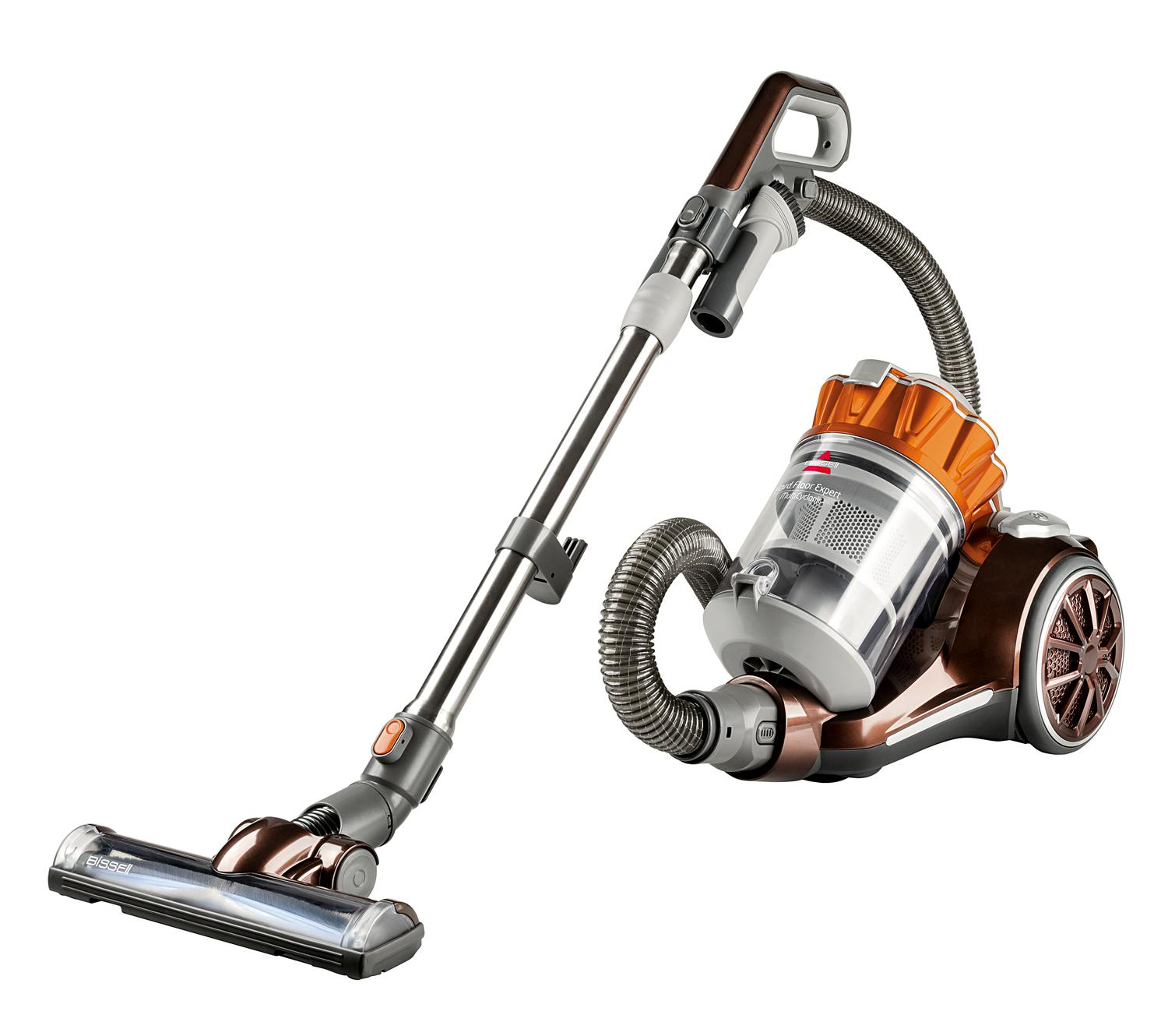 Amazoncom  Bissell Hard Floor Expert MultiCyclonic Bagless Canister Vacuum 1547