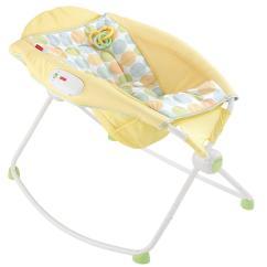 Baby Sleeping Chair Gray Arm Covers Amazon Fisher Price Newborn Rock N 39 Play Sleeper