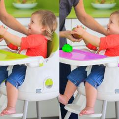 Keter Baby High Chair Reviews Folding Covers Amazon Multi Dine Purple