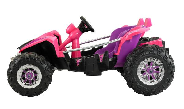 Power Wheels Camo Dune Racer Pink Toys & Games