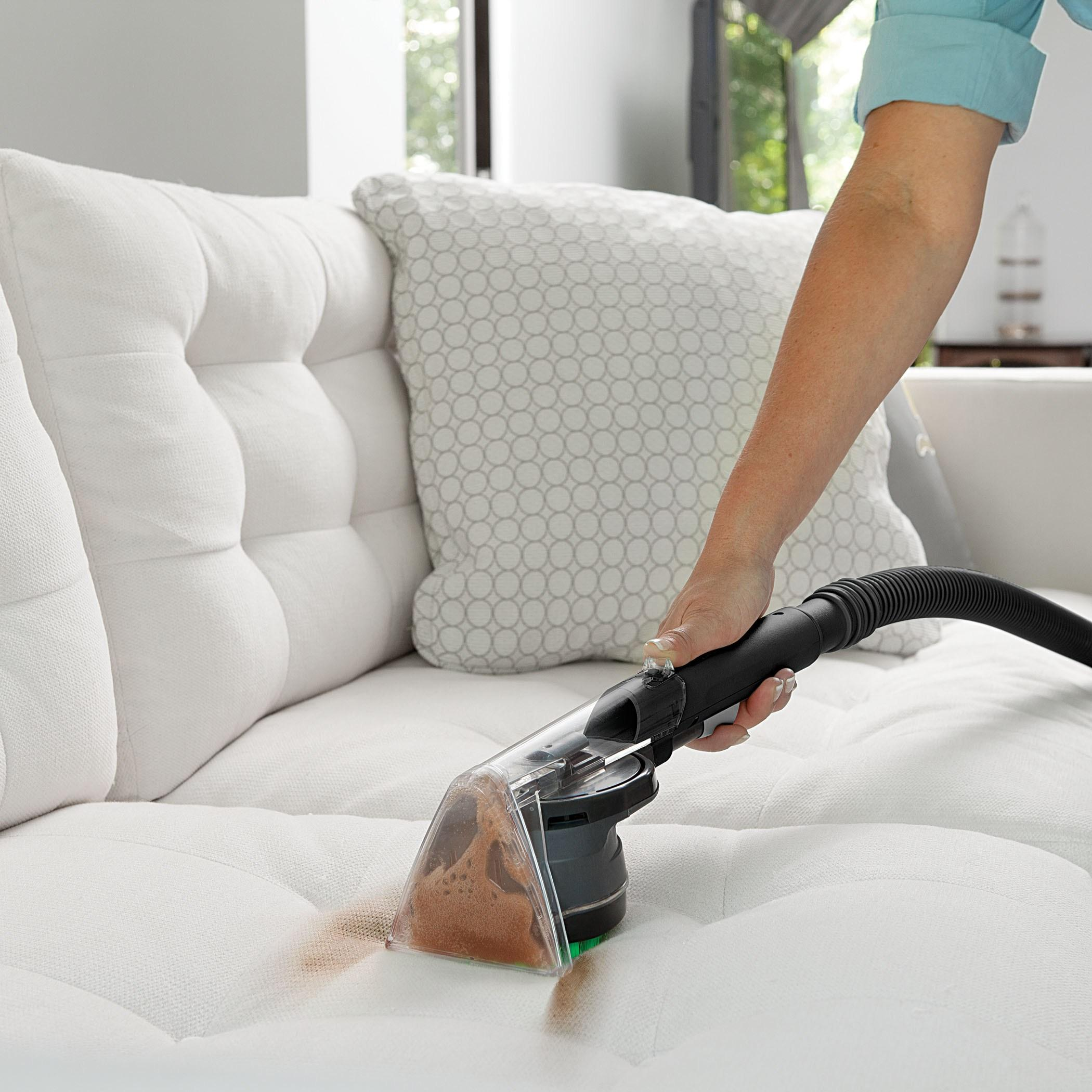 sofa cleaner wegner sofaer priser amazon hoover power scrub deluxe carpet