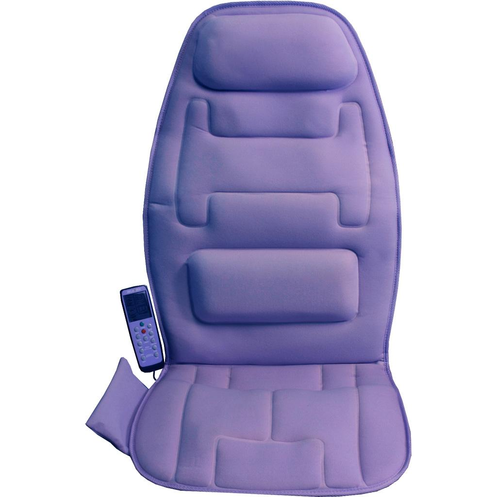 Chair Back Massager Back Massage Cushion Chair Seat Neck Car Heated Heater