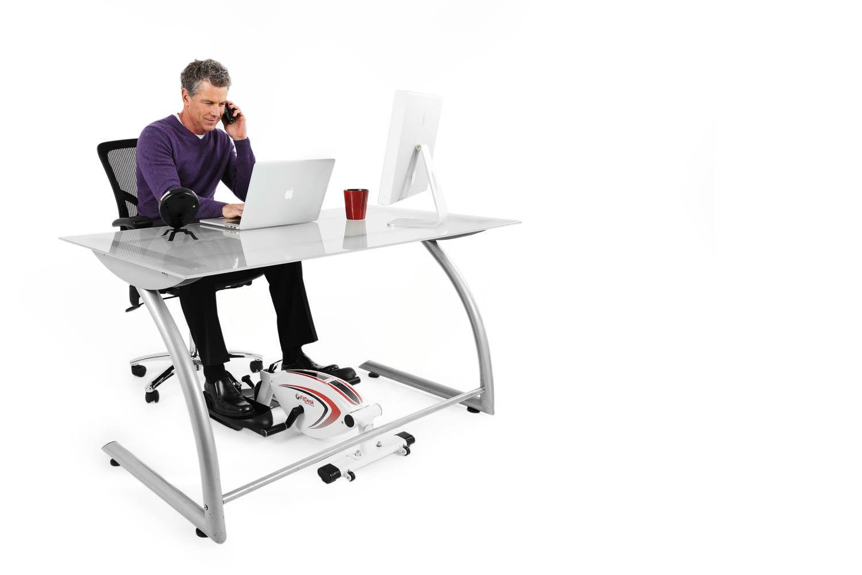 Amazoncom  FitDesk Under Desk Elliptical Trainer