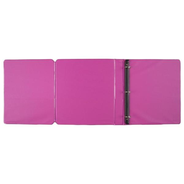 Mead Binders Tri-fold 1 Inches Assorted