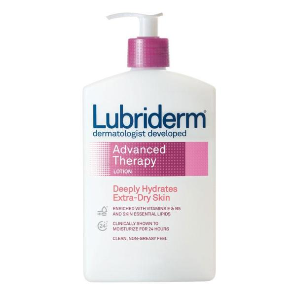 Amazoncom Lubriderm Advanced Therapy Lotion 24 Ounce