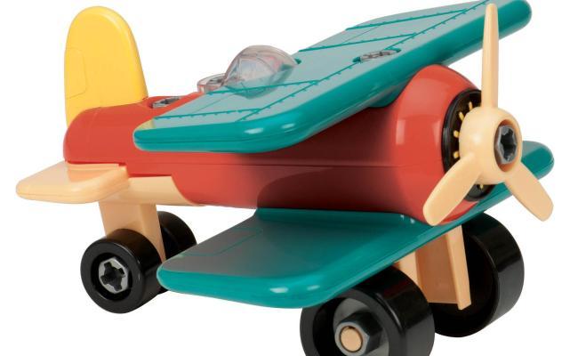 Amazon Battat Take A Part Airplane Toys Games