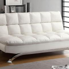 Futon Sofa Bed Amazon Cote De Texas Sectional Furniture Of America Adelle Convertible