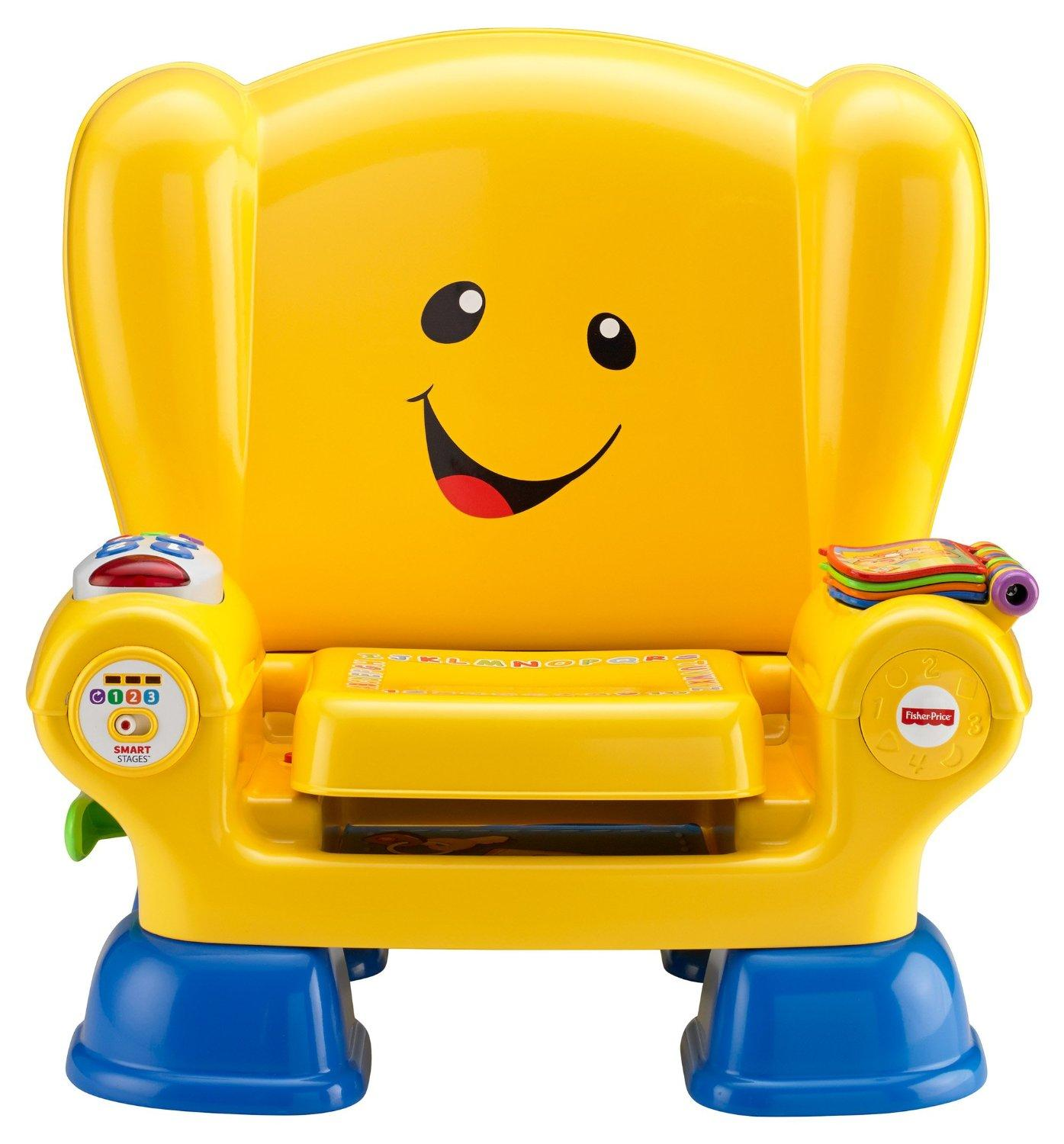 sit stand chair amazon resin wicker adirondack chairs amazon.com: fisher-price laugh & learn smart stages chair: toys games