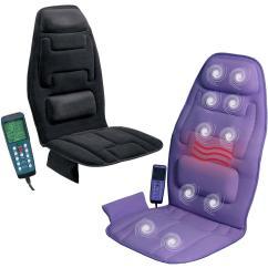 Massage Chair Pad For Car Felt Caps Legs Cushion Heat Back Homedics Home Seat Motor