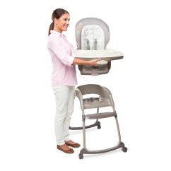 High Chairs Amazon Grey Chair And A Half Ingenuity Trio 3 In 1 Avondale Baby