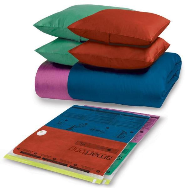 Pro-mart Smartbag Original Extra Large Set Of 2 Space Saver Bags
