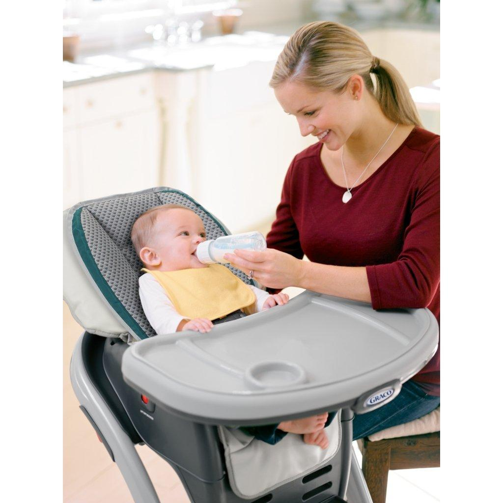 graco 4 in one high chair instructions grey rocking recliner amazon blossom 1 seating system vance