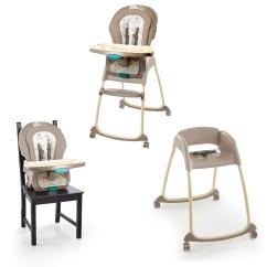 High Chairs Amazon Indoor Double Arm Chaise Lounge Chair Ingenuity Trio 3 In 1 Deluxe